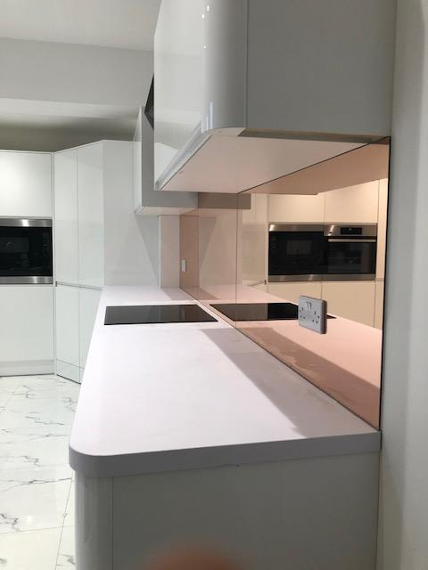 Mirror Glass Splashbacks Cymru Glass Splashbacks